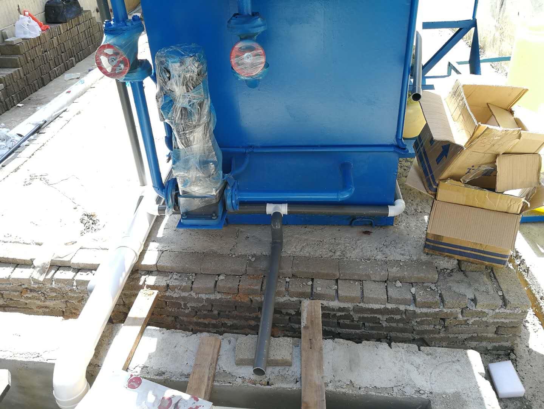 海口秀英豆制品加工厂10吨/d一体化nba直播吧球迷网处